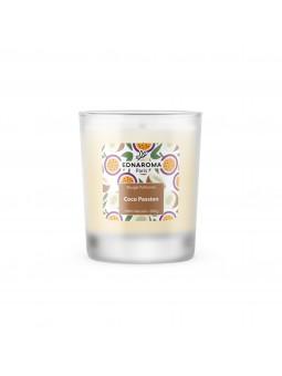 bougie naturelle parfumée Coco Passion 200g