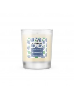 bougie naturelle parfumée Mûre des Bois 200g