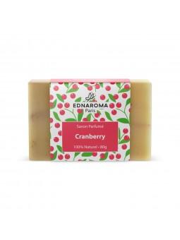 savon surgras naturel parfumé Cranberry 80g