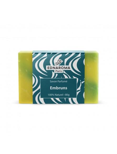 savon surgras naturel parfumé Embruns 80g